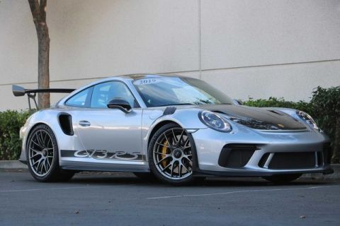 Pre-Owned 2019 Porsche 911 GT3 RS with Magnesium Wheels & Weissach Package