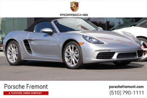 New 2017 Porsche 718 Boxster Roadster