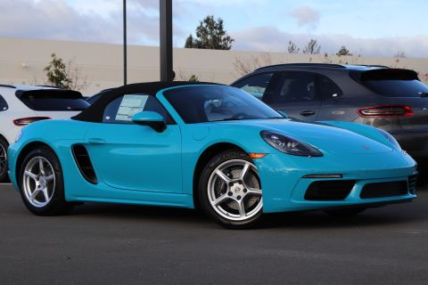 5 New Porsche 718 Boxster For Sale In Fremont Ca Porsche Fremont