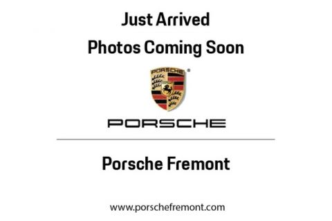 Certified Pre-Owned 2018 Porsche 718 Boxster S Roadster