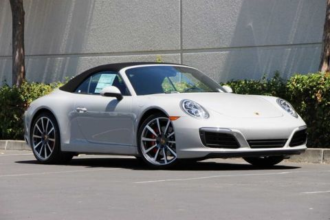 New 2019 Porsche 911 Carrera S Cab