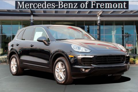 Certified Pre-Owned 2016 Porsche Cayenne AWD 4dr