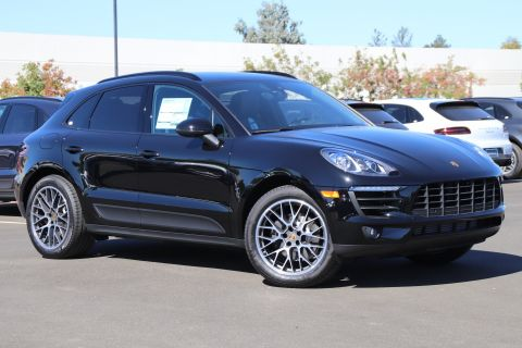 New 2018 Porsche Macan Sport Edition