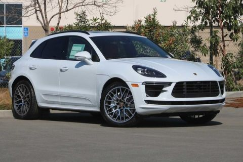 New 2020 Porsche Macan Turbo AWD