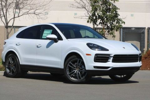 New 2020 Porsche Cayenne Coupe AWD