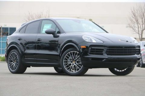 New 2020 Porsche Cayenne S Coupe AWD